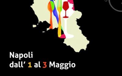 FOOD & WINE DAL 1 AL 3 MAGGIO AL PARADISO PRENOTA IL TUO TAVOLO