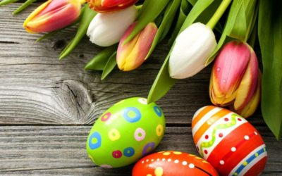 …Pasqua al paradisoblanco…